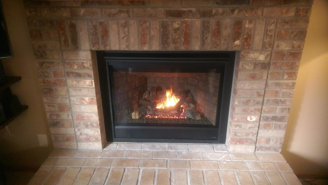 Fireplace Inserts | Gas | Wood - Carter Custom Construction